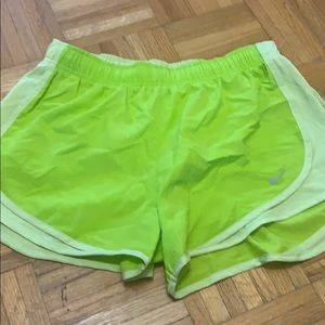 Nike shorts size med worn once too big